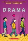 Book Cover Image. Title: Drama, Author: Raina Telgemeier