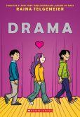Book Cover Image. Title: Drama, Author: Raina Telgemeier