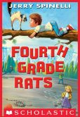 Book Cover Image. Title: Fourth Grade Rats, Author: Jerry Spinelli