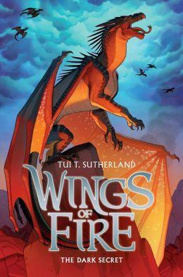 The Dark Secret (Wings of Fire Series #4)