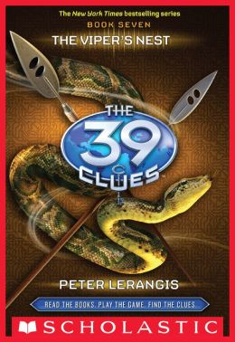 The Viper's Nest (The 39 Clues Series #7)