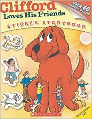 Clifford Loves His Friends