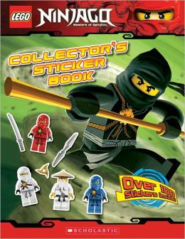 Collector's Sticker Book (Lego Ninjago Series)