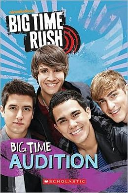 Big Time Rush: Big Time Audition