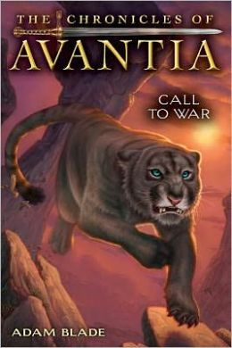 Call to War (The Chronicles of Avantia Series #3)
