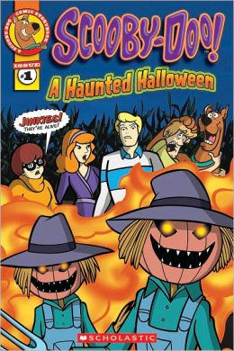 A Haunted Halloween (Scooby-Doo Comic Storybook Series)