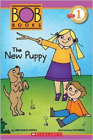 The New Puppy (BOB Books Series)