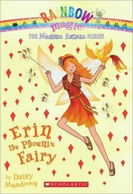 Erin the Phoenix Fairy (Magical Animal Fairies Series #3)