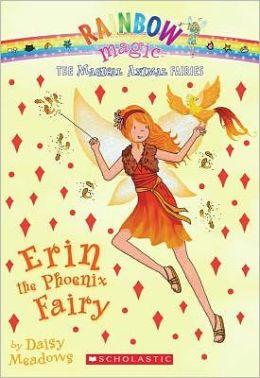 Erin The Phoenix Fairy Magical Animal Fairies Series 3
