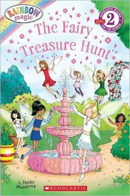 The Fairy Treasure Hunt (Scholastic Reader Series: Level 2)