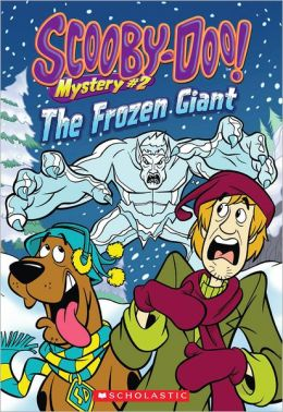The Frozen Giant (Scooby-Doo Mystery Series #2)