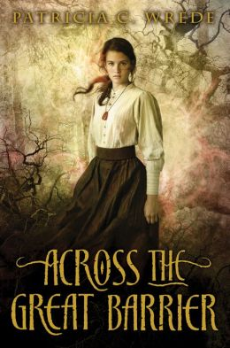Across the Great Barrier (Frontier Magic Series #2)