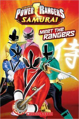 Power Rangers Samurai: Reader #1