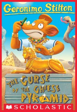 The Curse of the Cheese Pyramid (Geronimo Stilton Series #2)