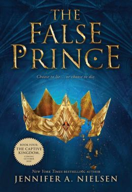 The False Prince (Ascendance Trilogy Series #1)