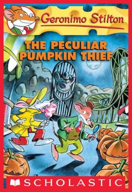 The Peculiar Pumpkin Thief (Geronimo Stilton Series #42)