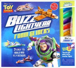 Klutz Buzz Lightyear Foam Gliders