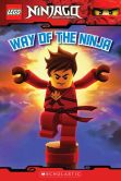 Book Cover Image. Title: Way of Ninja (Lego Ninjago Reader #1), Author: Greg Farshtey