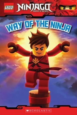 Way of Ninja (Lego Ninjago Reader #1)