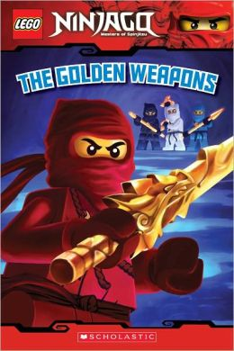 The Golden Weapons (Lego Ninjago Reader #3)