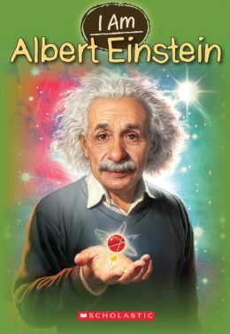 Albert Einstein (Scholastic I Am Series)