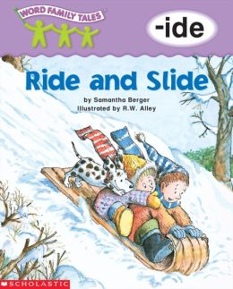 Word Family Tales: Ride and Slide (-ide) (PagePerfect NOOK Book)