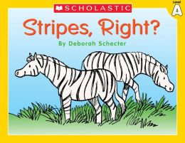 Little Leveled Readers: Stripes, Right? (Level A): Just the Right Level to Help Young Readers Soar! (PagePerfect NOOK Book)