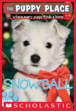 Snowball (The Puppy Place Series)
