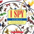 Book Cover Image. Title: I Spy Animals, Author: Jean Marzollo