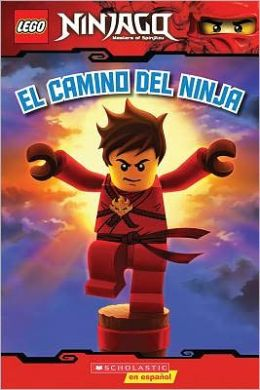 El camino del ninja (Way of Ninja: Lego Ninjago Reader #1))