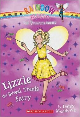 Lizzie the Sweet Treats Fairy (Princess Fairies Series #5)