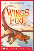 Book Cover Image. Title: The Dragonet Prophecy (Wings of Fire Series #1), Author: Tui T. Sutherland
