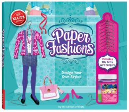 Klutz Paper Fashions