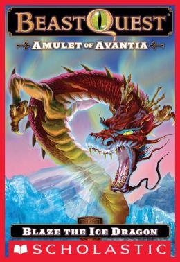 Blaze: The Ice Dragon (Beast Quest Series #23)