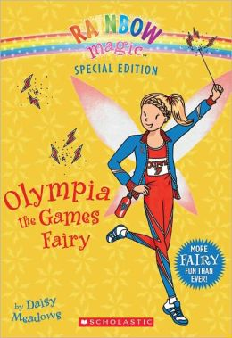 Olympia the Games Fairy (Rainbow Magic: Special Edition Series)