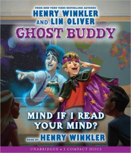 Mind If I Read Your Mind? (Ghost Buddy Series #2)