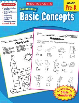 Scholastic Success With Basic Concepts (PagePerfect NOOK Book)