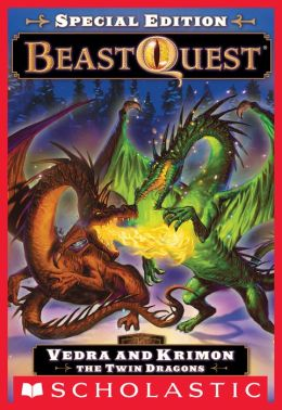 Vedra and Krimon the Twin Dragons (Beast Quest Special Edition #2)