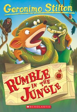 Rumble in the Jungle (Geronimo Stilton Series #53)