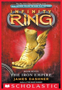 The Iron Empire (Infinity Ring Series #7)