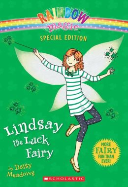 Lindsay the Luck Fairy (Rainbow Magic: Special Edition Series)