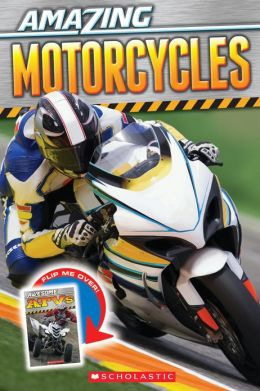 Amazing Motorcycles & ATVs Flip Book