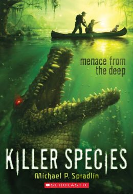 Menace from the Deep (Killer Species Series #1)