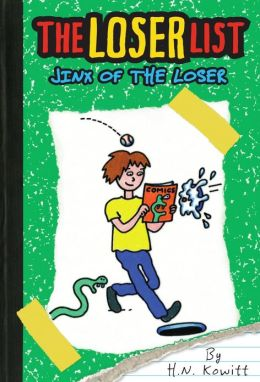 Jinx of the Loser (Loser List Series #3)