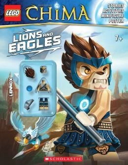 LEGO Legends of Chima: Lions and Eagles (Activity Book #1)