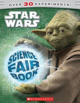Star Wars: Science Fair Book