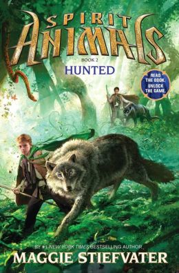 Hunted (Spirit Animals Series #2)