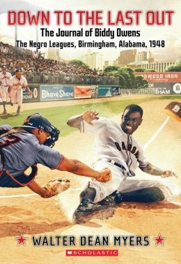 The Journal of Biddy Owens, the Negro Leagues, Birmingham, Alabama 1948