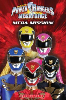 Power Rangers Megaforce: Reader #1