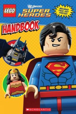 LEGO DC Superheroes: Guidebook (With Poster)